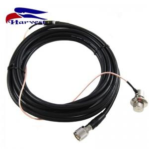 Harvest TSA5403/FT 5 meter Teflon Cable (U connector)