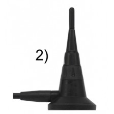 Sirio SKB 1090 1/4 1090 MHz  ADS-B  UHF Mobile Mag Mount Antennas
