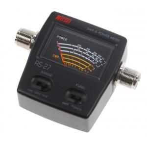 Nissei RS-27 CB/10M 1KW SWR & Power Meter 26-30 MHz