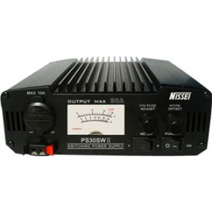 Nissei PS30SWII Max.30A V/A Meter Switching Power Supply (110 Volt)