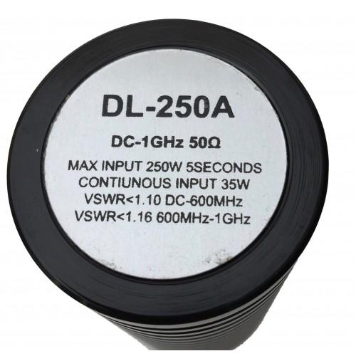 Harvest DL-30A Dummy load 100W 0-500MHz PL-259, compact