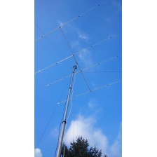 Sirio SY 27-4 4 elements (26.5 - 30 MHz) 10M-HAM Yagi Beam Antenna - 13.15 dBi