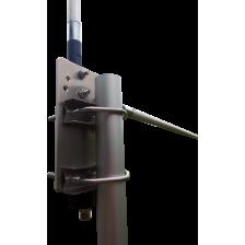 Harvest HFV-5 5 Band 7/14/21/28/50MHz (40m/20m/15m/10m/6m) Base Antenna