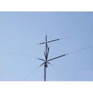 Harvest HVU-8 Eight Band (HF/VHF/UHF) Base station antenna