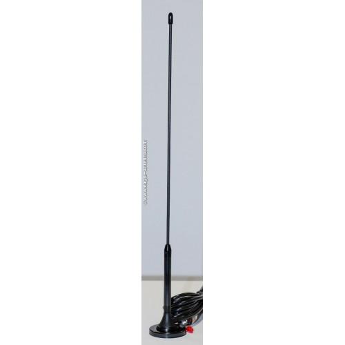 Harvest DX 1000 Tri-Band (145/435/900mhz) Mobile Antenna
