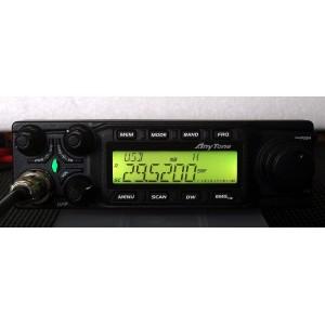 Anytone AT 6666 10 Meter All Mode Radio  - AM FM USB LSB PA
