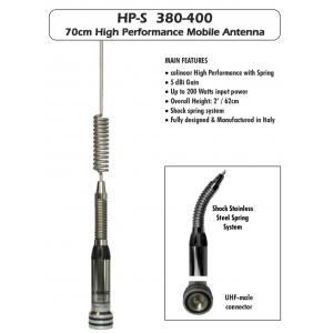 Sirio HP-S 380-400 TETRA High performance Tunable Antenna