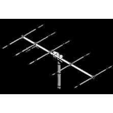 Sirio SY 50-5 50-54Mhz 6 meter Tunable 5 elements Yagi Antenna
