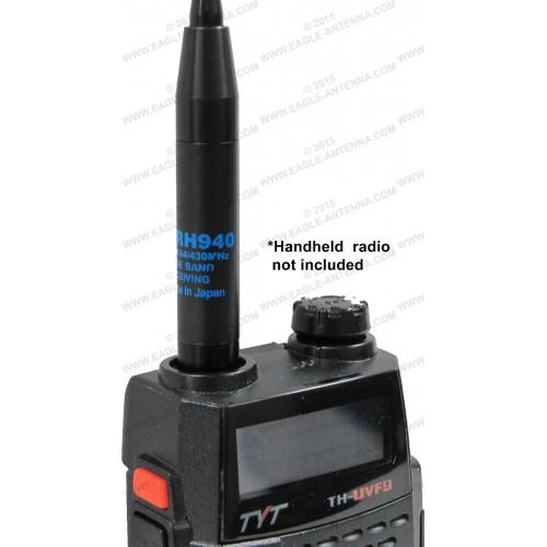 HARVEST SRH-940 (6m/2m/70cm) Tri-Band HT Antennas