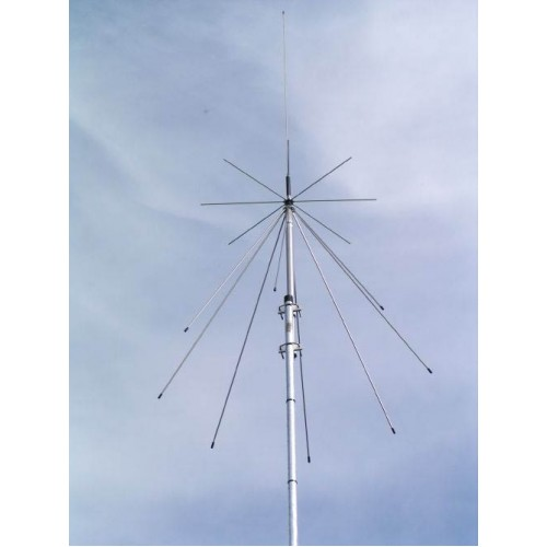 Harvest D130 25-1300mhz Discone Wide Band Base antenna - SO 239