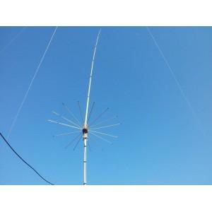 Sirio 2016 (26.4 - 28.2 Mhz) 10M-HAM 3000 Watts Tunable Base Antenna