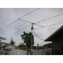 Sirio SY 27-4 4 elements 26.5 to 30 MHz CB/10M Yagi Beam Antenna - 13.15 dBi