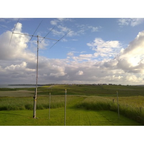 Sirio SY 27-4 4 elements 26 5 - 30 Mhz Tunable Yagi Antenna