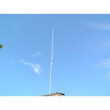 Sirio Gain-Master 5/8 Wave Fiberglass 25.5-30Mhz Base Antenna