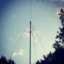 Sirio StarDuster M-400 26.5 - 30Mhz Tunable Base Antenna - 3000 Watts PEP