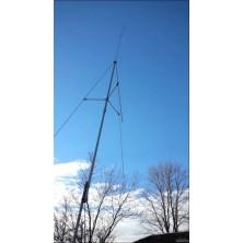Sirio StarDuster M-400 (26.5 - 30Mhz) 10M-HAM Tunable Base Antenna - 3000 Watts PEP