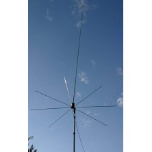Sirio 2008 (26.4 - 28.2 Mhz) 5/8 Tunable 3000 Watts 10m & CB   Base Antenna
