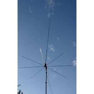Sirio 2008 (26.4 - 28.2 Mhz) 5/8 Tunable 3000 Watts 10M-HAM  Base Antenna