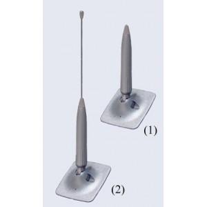 Sirio TG 9-182 set on-glass dual-band antenna(GSM/DCS-PCN-UMTS)