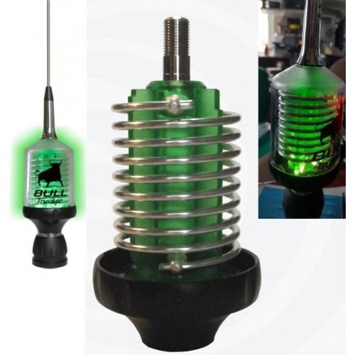 Sirio Bull Trucker 5000 PL LED 5000 Watts CB & 10M Mobile Antenna