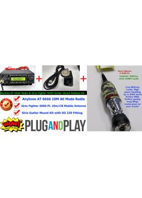 Radio & Antenna Kit