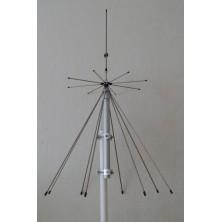 SIRIO SD 2000 U 100-2000 Mhz Discone Antenna