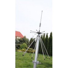 SIRIO SD 3000 U 300 - 3000 Mhz Discone Antenna