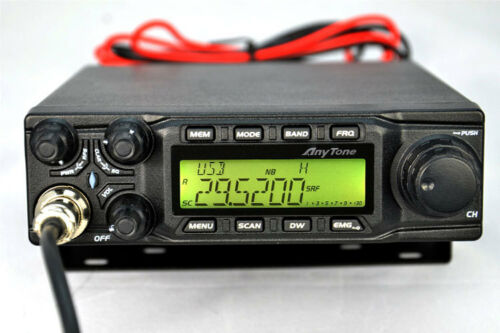 Anytone AT 6666 10 Meter All Mode Radio with CTC Board - AM FM USB