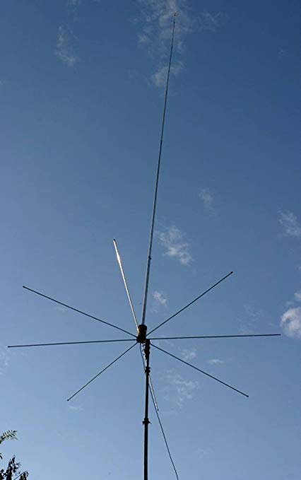 Sirio 2008 (26 4 - 28 2 Mhz) 5/8 Tunable 10m & CB Base Antenna